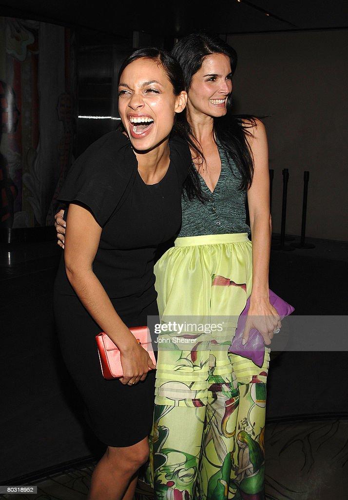 Prada Presents Trembled Blossoms LA : News Photo