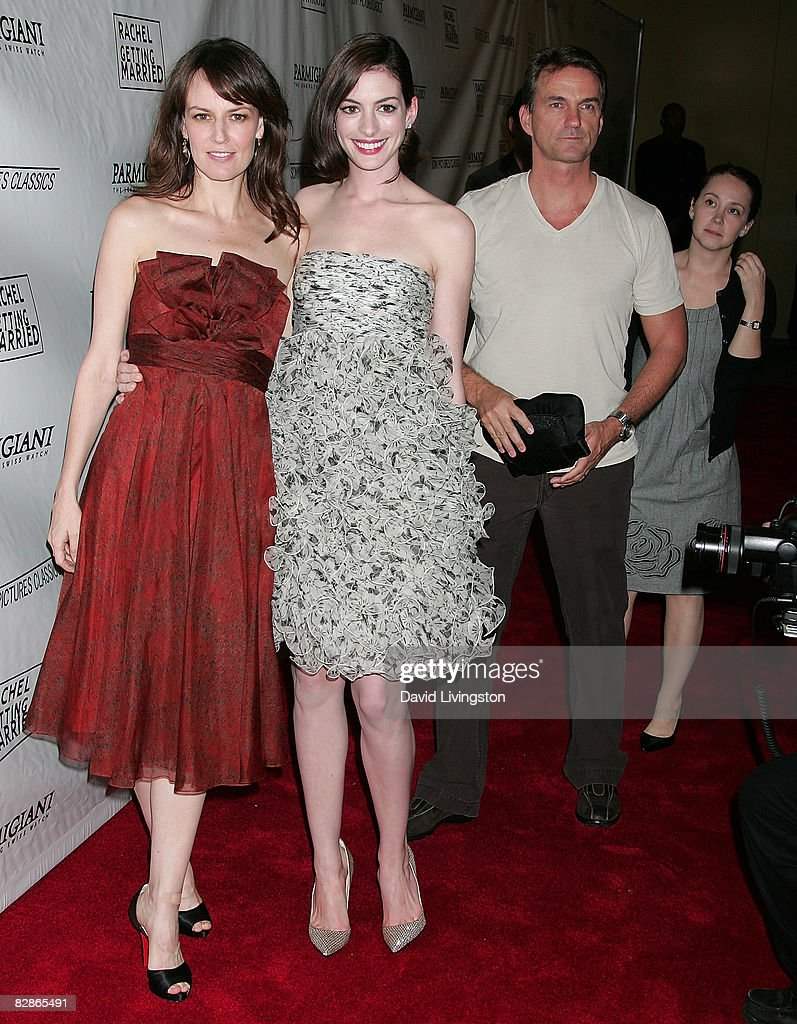 """Premiere Of Sony Pictures Classics' """"Rachel Getting Married"""" - Arrivals : News Photo"""