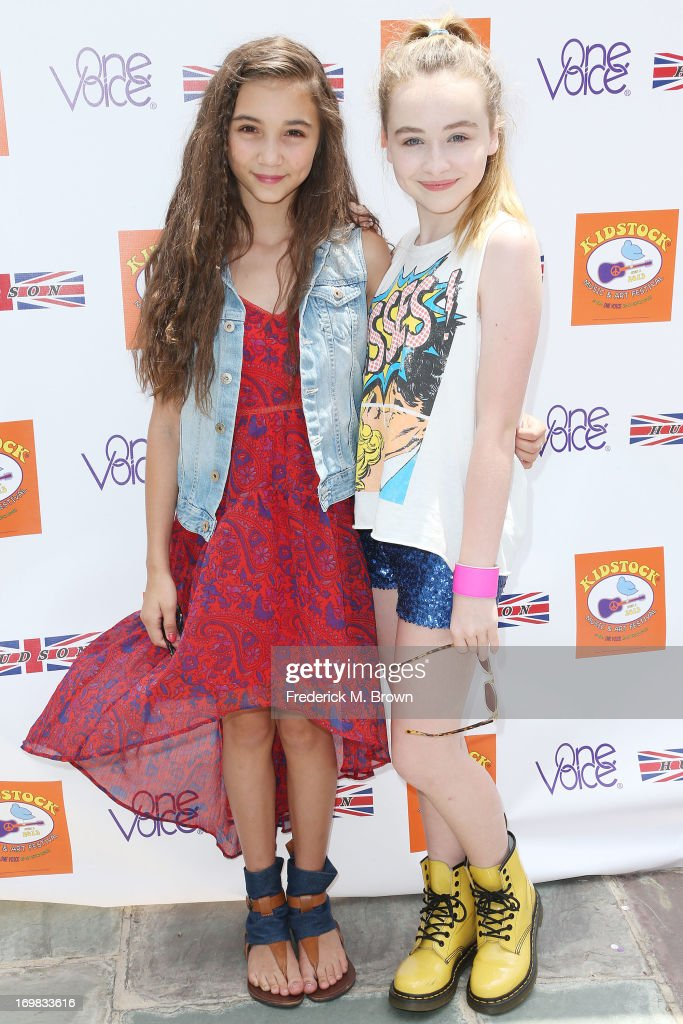 7th Annual Kidstock Music And Art Festival - Arrivals : News Photo