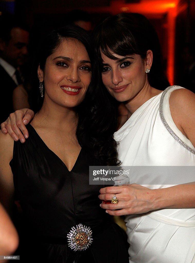 2009 Vanity Fair Oscar Party Hosted By Graydon Carter - Inside : News Photo