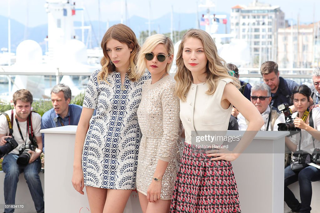 'Personal Shopper' Photocall - The 69th Annual Cannes Film Festival : News Photo