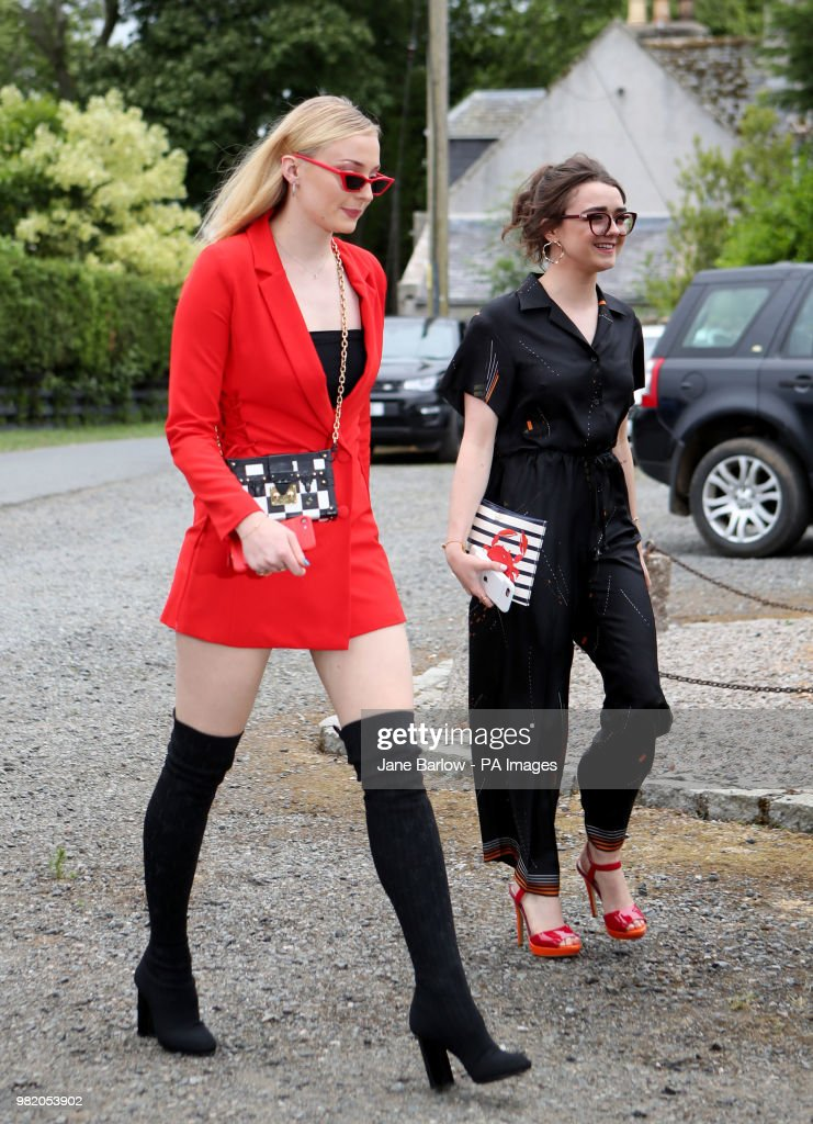 https://media.gettyimages.com/photos/actresses-sophie-turner-and-maisie-williams-arrive-at-rayne-church-picture-id982053902