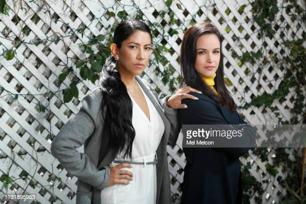 CA: Stephanie Beatriz and Melissa Fumero, Los Angeles Times, March 3, 2019