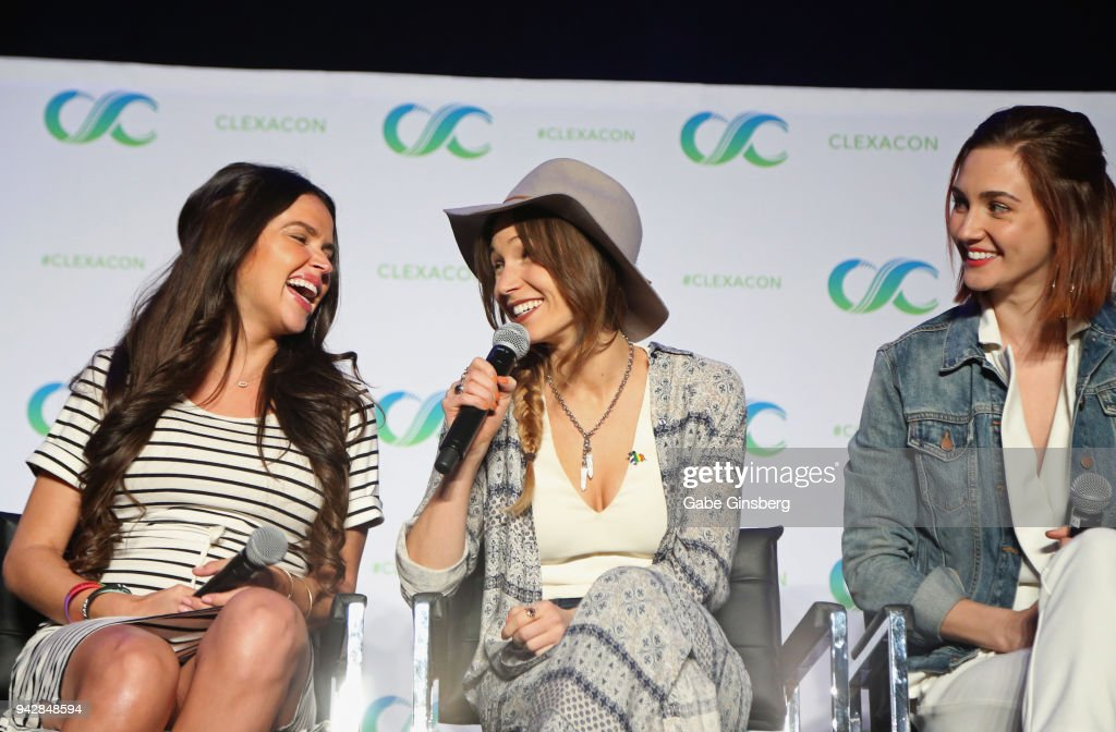 ClexaCon 2018 Convention : News Photo