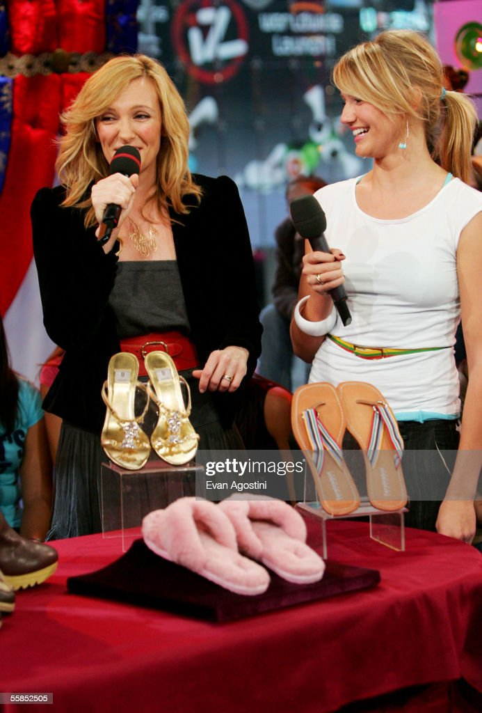 MTV TRL With Cameron Diaz Toni Collette Photos And Images - Cameron diaz make