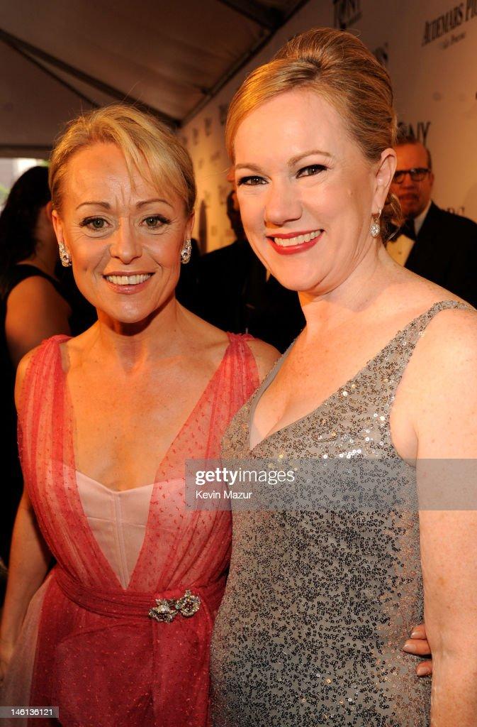66th Annual Tony Awards - Red Carpet