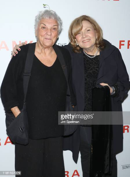 """Actresses Tyne Daly and Brenda Vaccaro attend the special screening of """"Frankie"""" hosted by Sony Pictures Classics and The Cinema Society at..."""