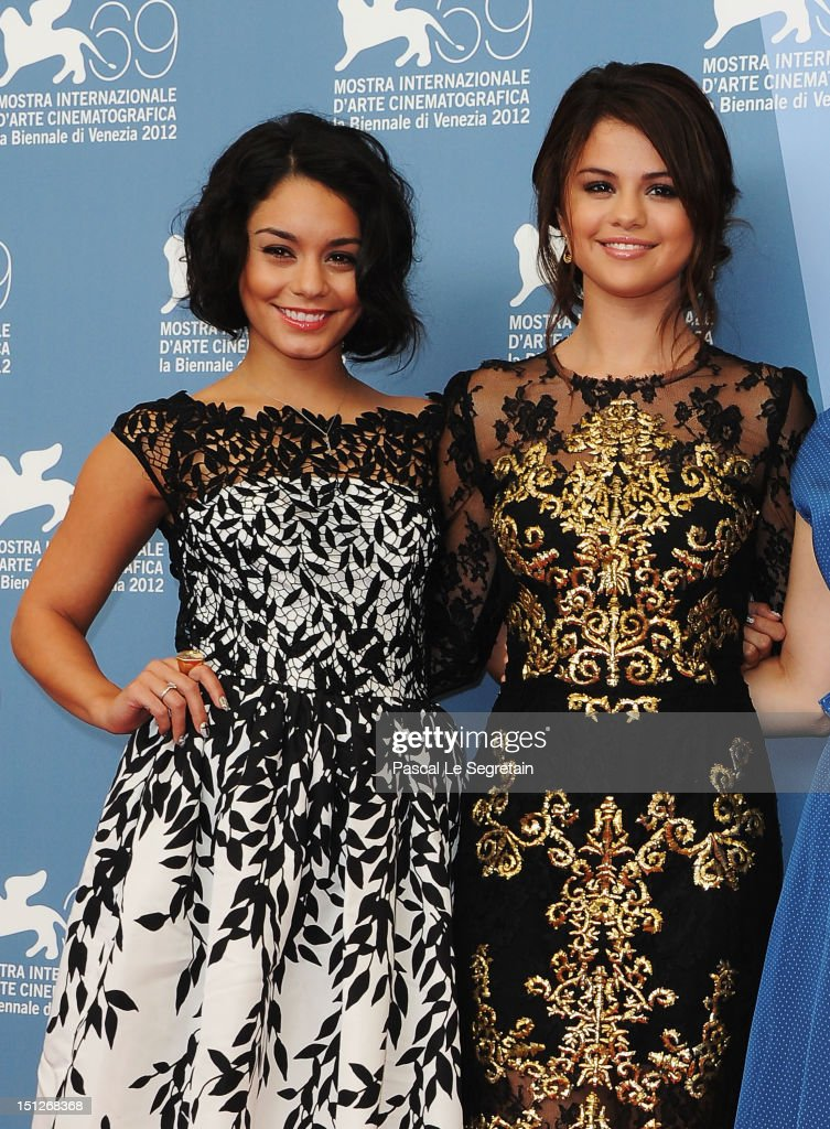 """Spring Breakers"" Photocall - The 69th Venice Film Festival : ニュース写真"