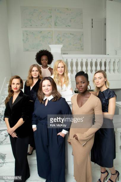 CA: Best Actress Roundtable, Los Angeles Times, December 20, 2018