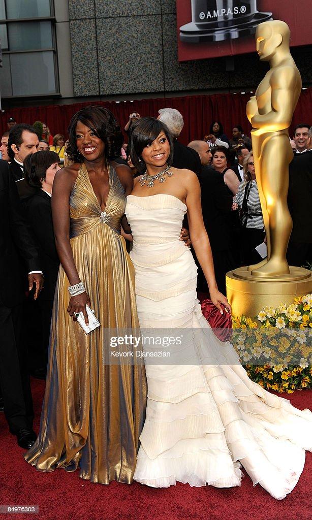 81st Annual Academy Awards � Arrivals : News Photo