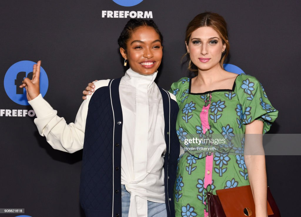 Freeform Summit - Arrivals