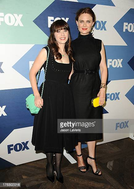 Zooey Deschanel Sister Stock Photos and Pictures | Getty Images