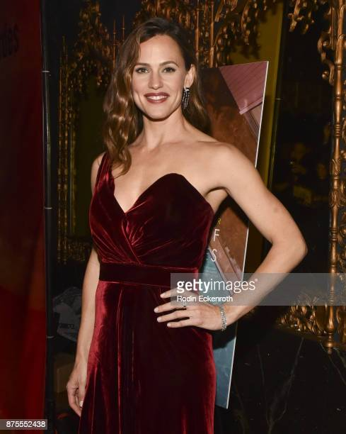 Actress/Executive Producer Jennifer Garner arrives at the premiere of IFC Films' The Tribes of Palos Verdes at The Theatre at Ace Hotel on November...