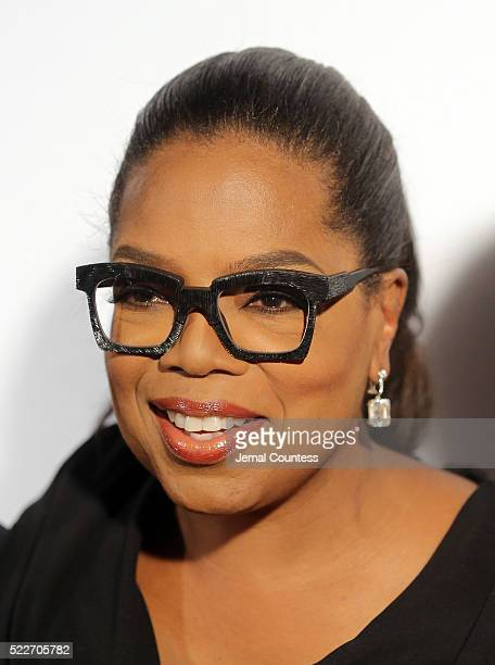 Actress/executive producer Oprah Winfrey attends the Tribeca Tune In Greenleaf Screening at John Zuccotti Theater at BMCC Tribeca Performing Arts...