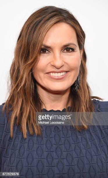 Actress/Film Producer Mariska Hargitay attends the HBO Documentary screening of I Am Evidence at SVA Theatre on April 24 2017 in New York City
