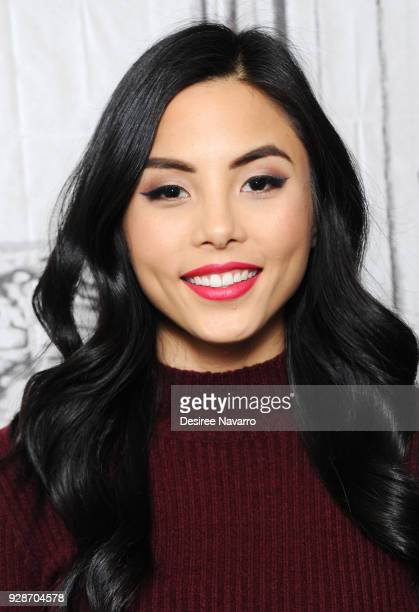 Actress/filmmaker Anna Akana visits Build Series to discuss 'Youth Consequences' at Build Studio on March 7 2018 in New York City