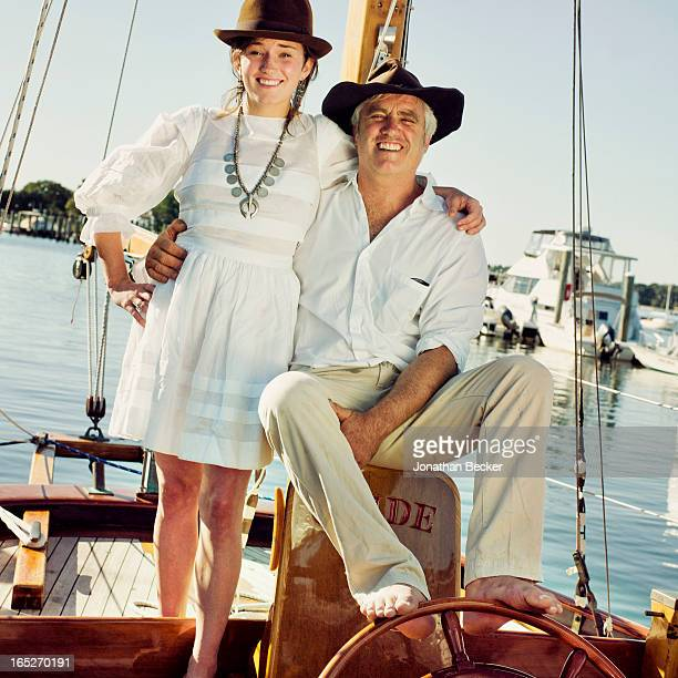 Actress/granddaughter of Robert F Kennedy Kathleen Kick Kennedy and her uncle Max are photographed for Town Country Magazine on September 2223 2012...