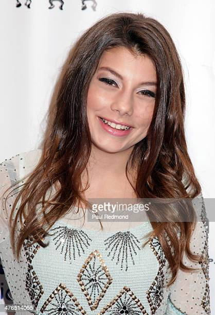 Actress/honoree Cassidy Mack attending the 15th Annual Academy Awards Viewing Party Benefiting Children Uniting Nations at Warner Bros Estate on...