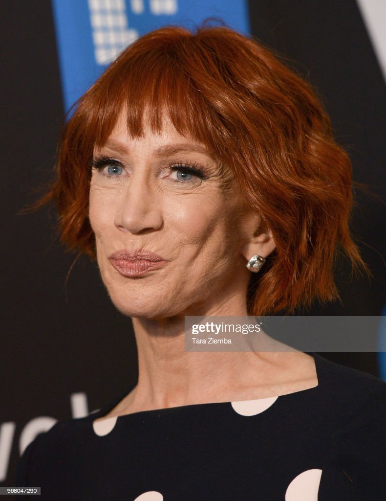 Kathy Griffin Gets Honored At West Hollywood Rainbow Key Awards : News Photo