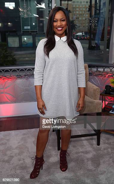 Actress/host Garcelle Beauvais poses at Hollywood Today Live at W Hollywood on December 13 2016 in Hollywood California