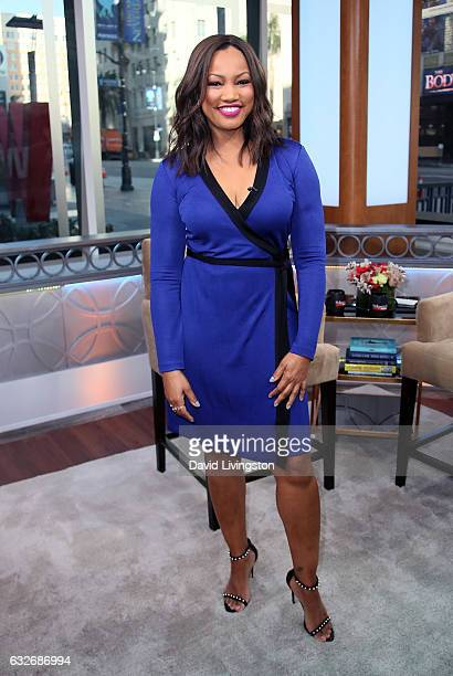 Actress/host Garcelle Beauvais poses at Hollywood Today Live at W Hollywood on January 25 2017 in Hollywood California