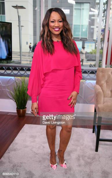 Actress/host Garcelle Beauvais poses at Hollywood Today Live at W Hollywood on March 22 2017 in Hollywood California