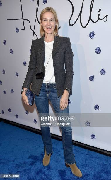 Actress/host Kelly Rutherford arrives at Tyler Ellis Celebrates 5th Anniversary And Launch Of Tyler Ellis x Petra Flannery Collection at Chateau...