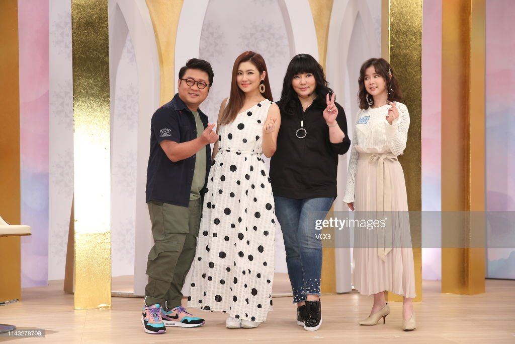 TWN: Selina Jen Attends Variety Show Activity In Taipei