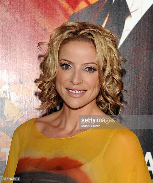 Actress/jockey Chantal Sutherland attends the Los Angeles Premiere of HBO's LUCK at Grauman's Chinese Theatre on January 25 2012 in Hollywood...