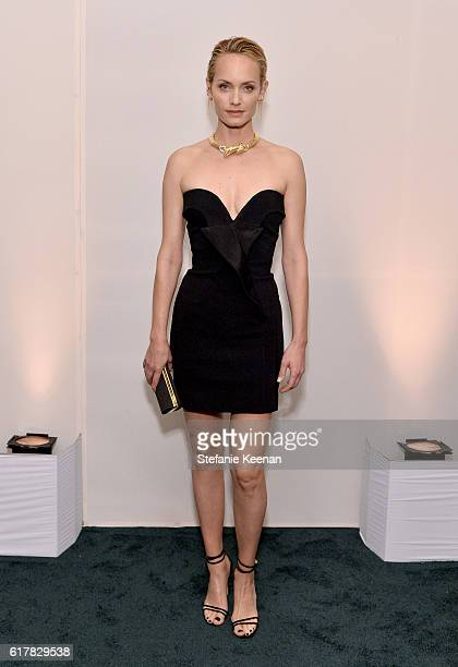 Actress/model Amber Valletta attends the 23rd Annual ELLE Women In Hollywood Awards at Four Seasons Hotel Los Angeles at Beverly Hills on October 24...