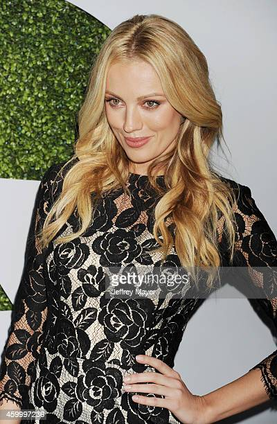 Actress/model Bar Paly arrives at the 2014 GQ Men Of The Year Party at Chateau Marmont on December 4 2014 in Los Angeles California