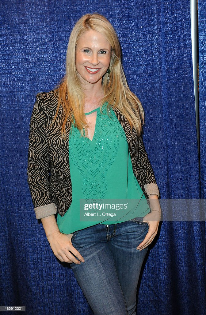 Actress/model Chanel Ryan attends WonderCon Anaheim 2014 - Day 3 held at Anaheim Convention Center on April 20, 2014 in Anaheim, California.