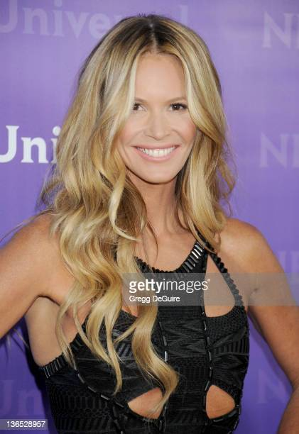 Actress/model Elle Macpherson arrives at the 2012 NBC TCA Winter AllStar Party at The Athenaeum on January 6 2012 in Pasadena California