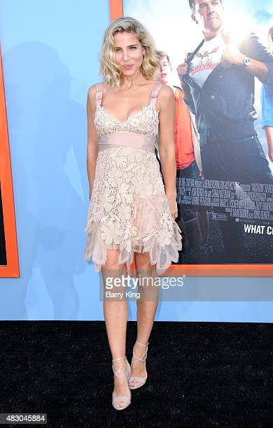 Actress/model Elsa Pataky arrives at the Premiere Of Warner Bros. 'Vacation' at Regency Village Theatre on July 27, 2015 in Westwood, California.