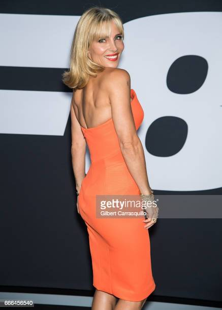 Actress/model Elsa Pataky attends 'The Fate Of The Furious' New York Premiere at Radio City Music Hall on April 8 2017 in New York City
