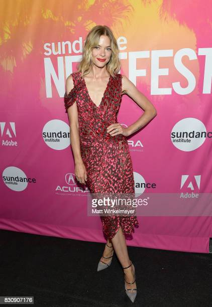 Actress/model Jaime King attends 2017 Sundance NEXT FEST at The Theater at The Ace Hotel on August 12 2017 in Los Angeles California