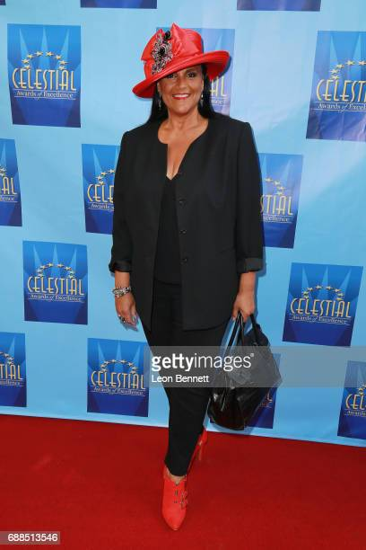 Actress/model Jayne Kennedy attends the Celestial Awards Of Excellence at Alex Theatre on May 25 2017 in Glendale California