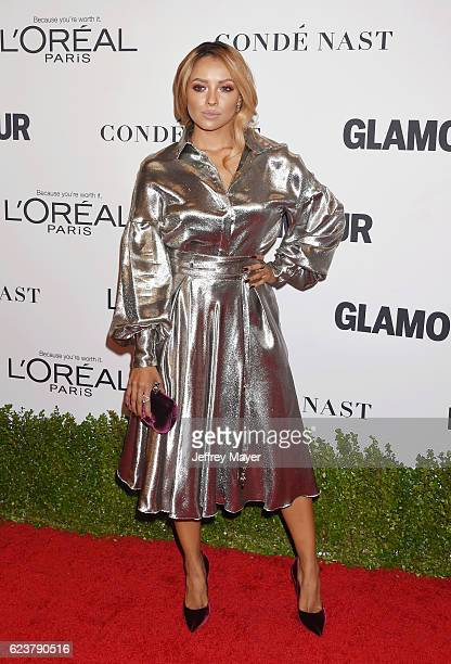 Actress/model Kat Graham arrives at the Glamour Women Of The Year 2016 at NeueHouse Hollywood on November 14 2016 in Los Angeles California Kat Graham