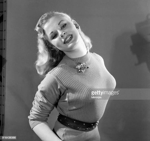 Actress/Model Norma Ann Sykes best known as Sabrina 5th January 1955