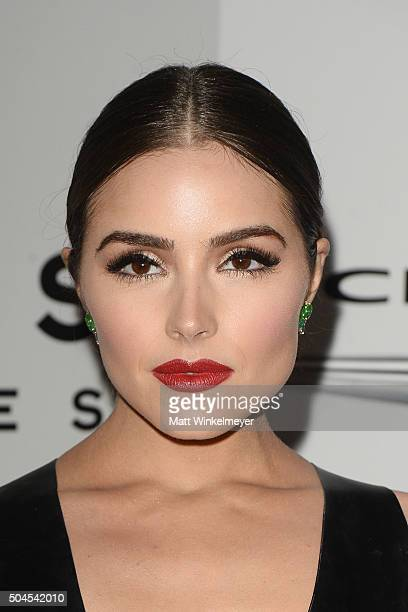 Actress/model Olivia Culpo arrives at the NBCUniversal's 73rd Annual Golden Globes After Party at The Beverly Hilton Hotel on January 10 2016 in...