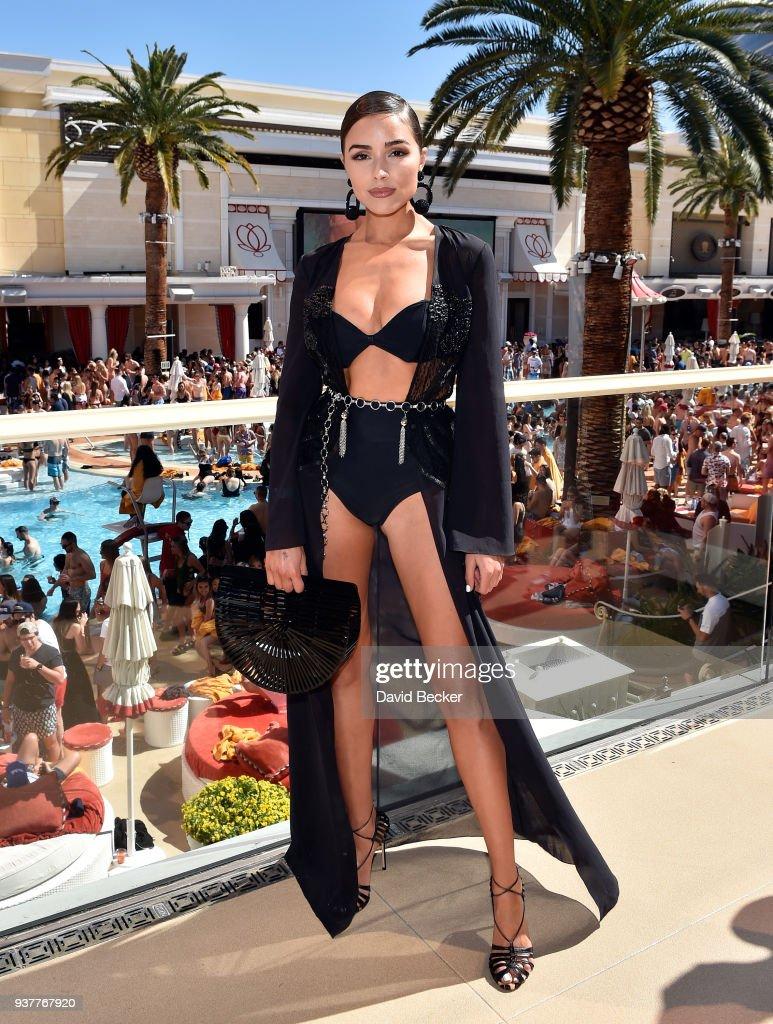 Sports Illustrated Swimsuit Announces Model Search Winners At Encore Beach Club In Wynn Las Vegas