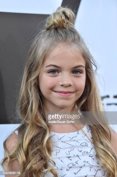 Actress/model Rhys Olivia Cote attends the premiere of Columbia Picture's 'The Equalizer 2' at TCL Chinese Theatre on July 17 2018 in Hollywood...
