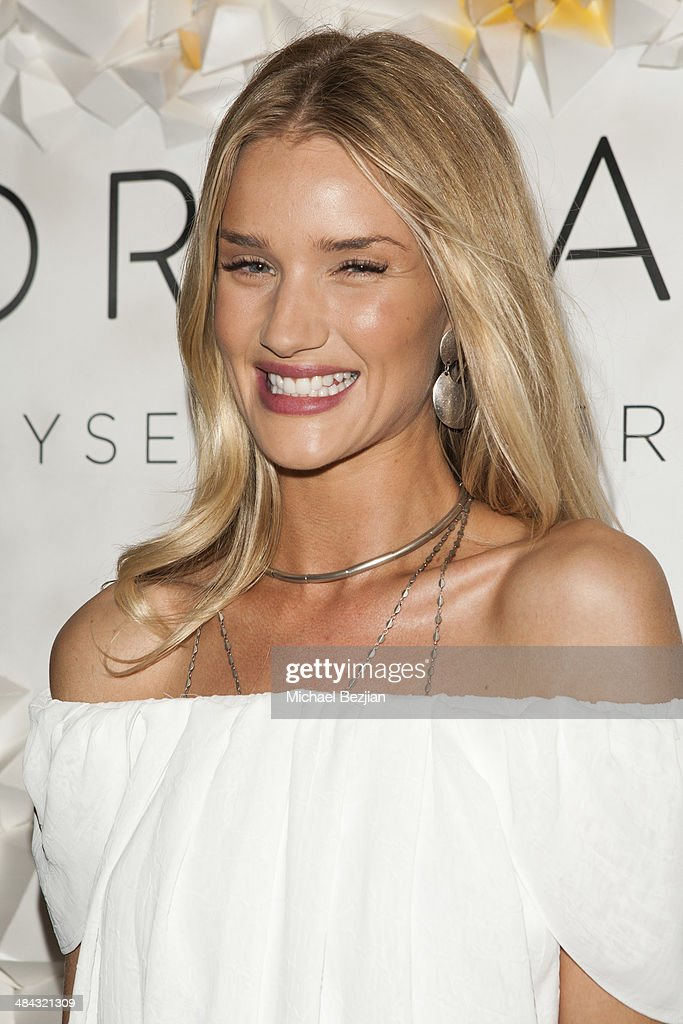 Actress/Model Rosie Huntington-Whiteley attends Soho Desert House with Bacardi and Spotify Day 1 on April 11, 2014 in La Quinta, California.