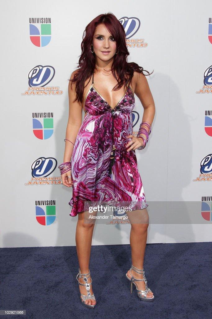 Univision Premios Juventud Awards - Arrivals