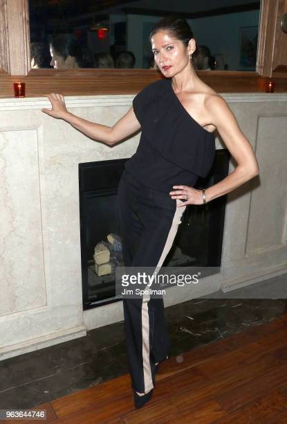 Actress/musician Jill Hennessy attends the screening after party for Hotel Artemis hosted by Global Road Entertainment with The Cinema Society at the...