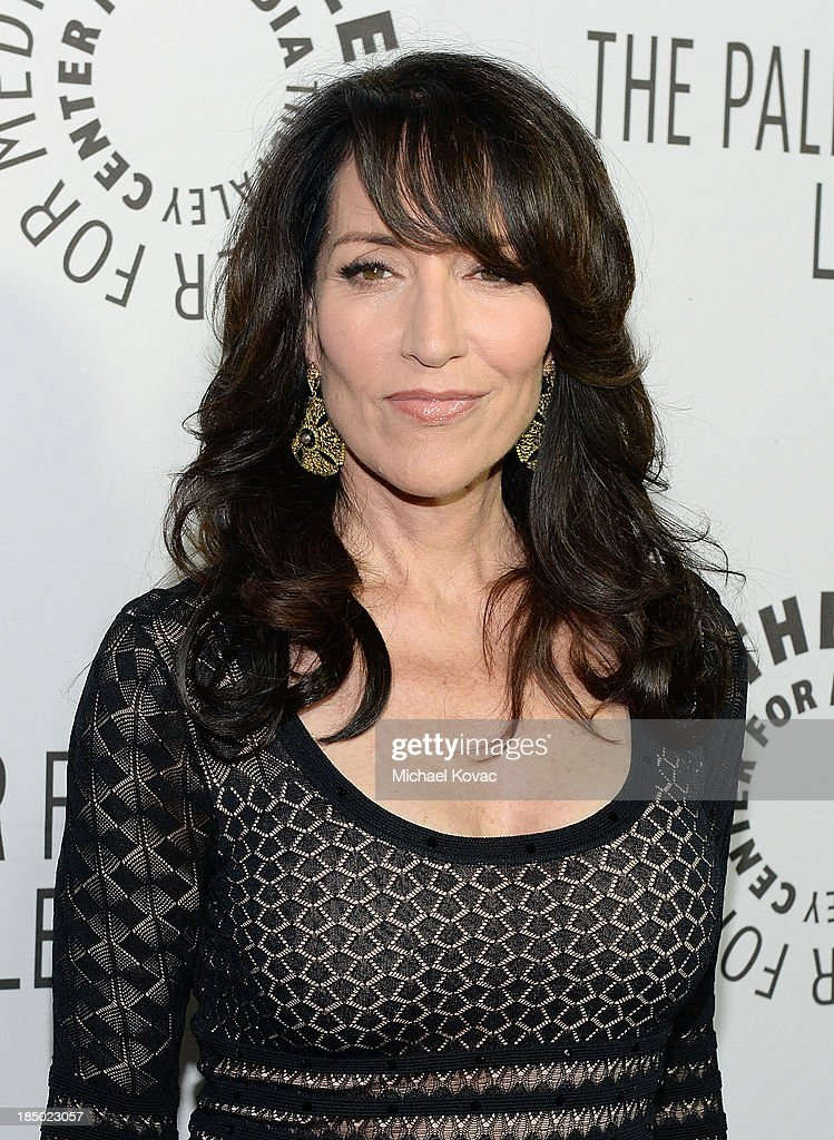 Actress/musician Katey Sagal arrives at The Paley Center for Media's 2013 benefit gala honoring FX Networks with the Paley Prize for Innovation & Excellence at Fox Studio Lot on October 16, 2013 in Los Angeles, California.