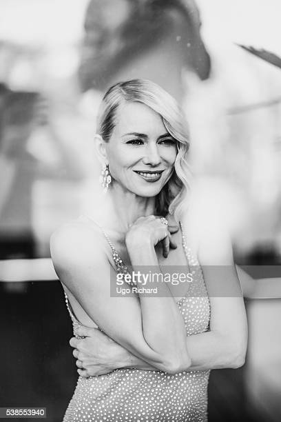 ActressNaomi Watts is photographed for Self Assignment on May 15 2016 in Cannes France