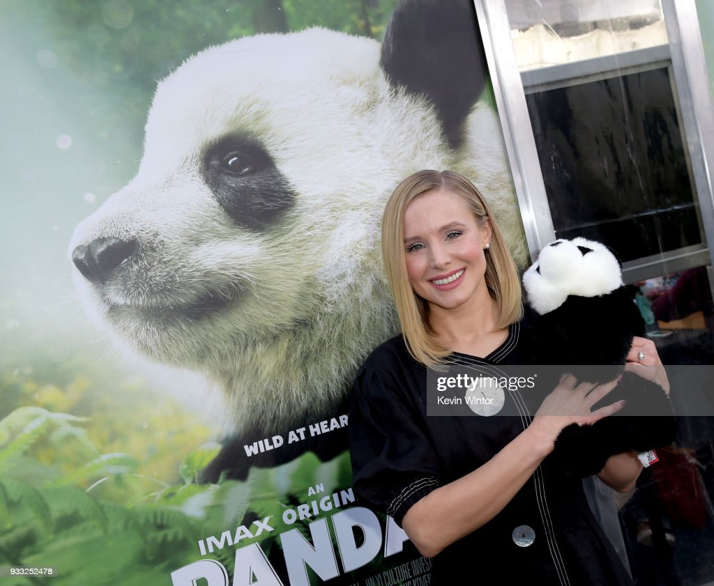 "Premiere Of Warner Bros. Pictures And IMAX Entertainment's ""Pandas"" - Red Carpet"