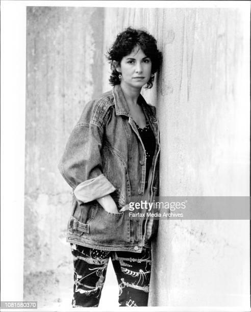 ActressPeta ToppanoBalmain March 27 1987