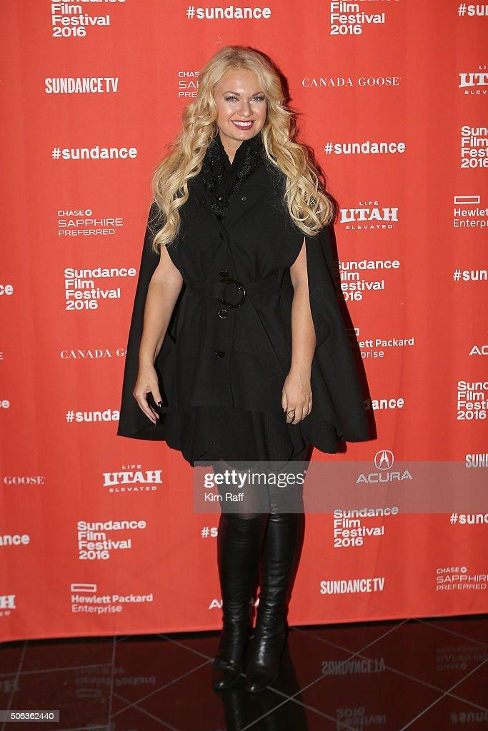 """Sophie And The Rising Sun"" Premiere - 2016 Sundance Film Festival : News Photo"